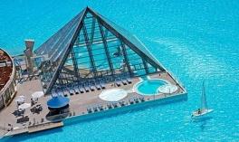Ngất ngây với bể bơi ngoài trời lớn nhất thế giới